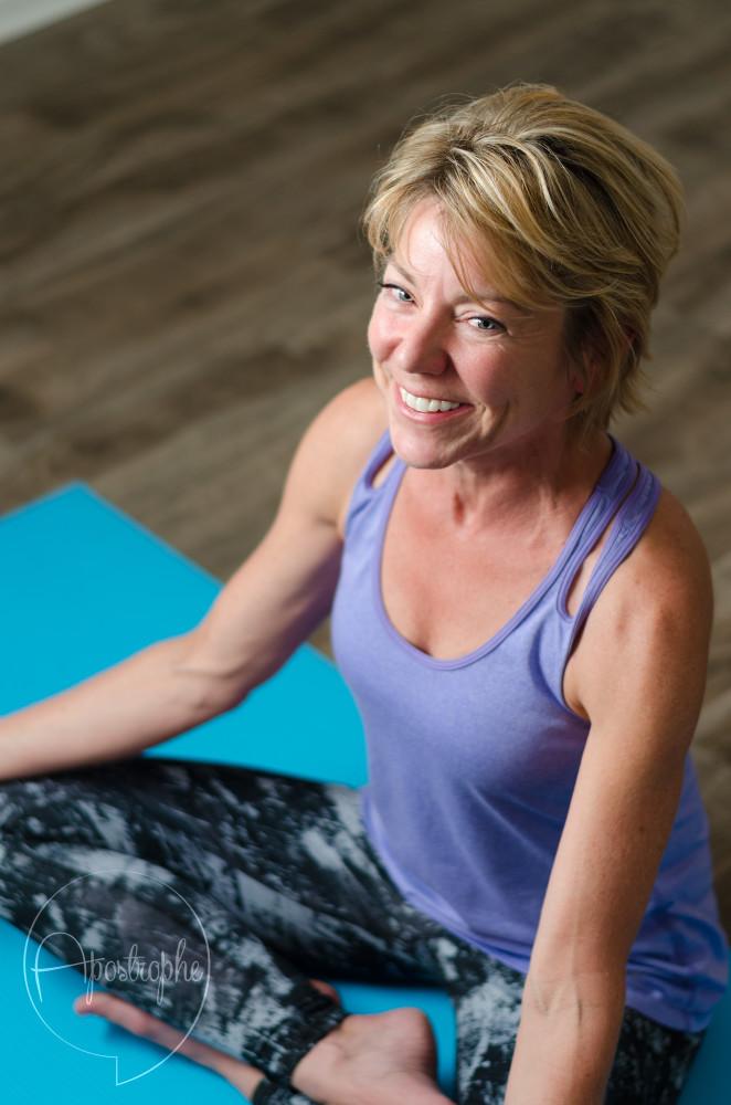 Yoga fitness photgraphy