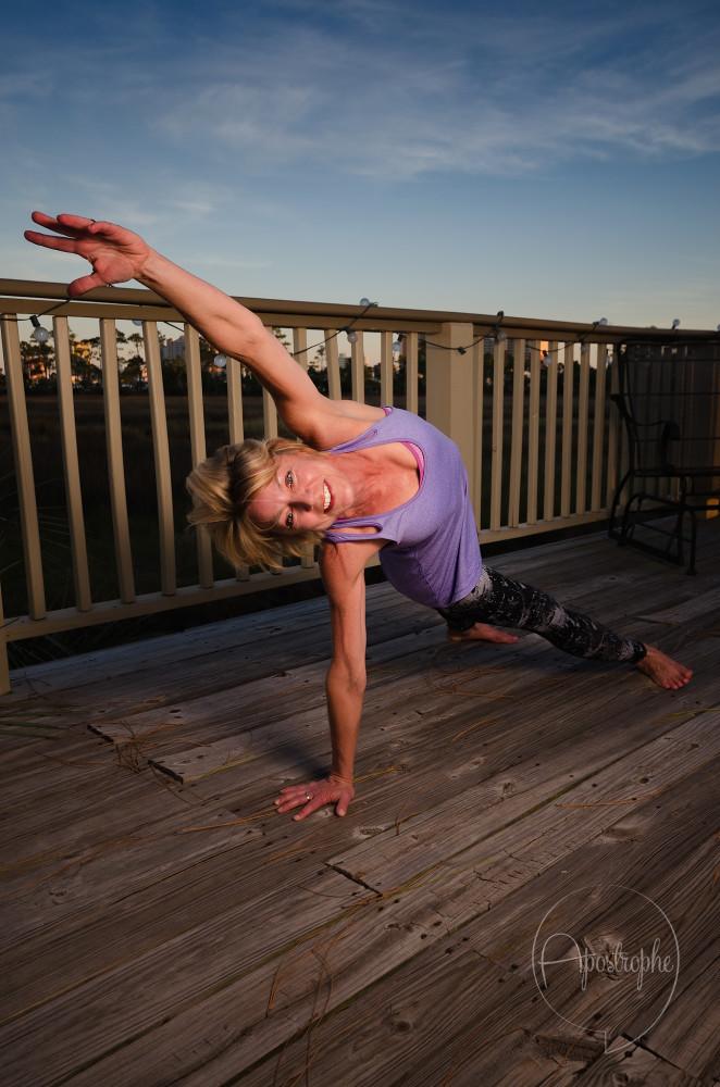 yoga fitness photograph